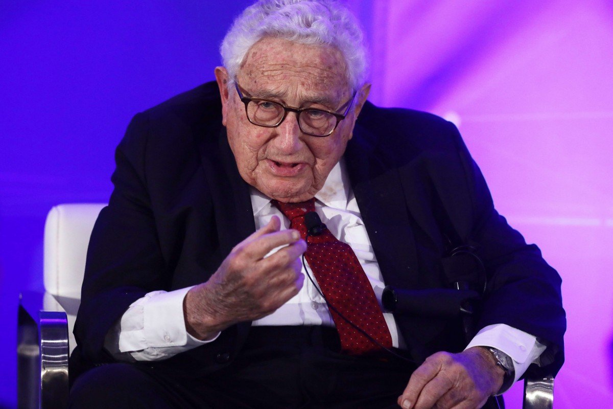 Киссинджер: итоги конфликта США и Китая будут хуже двух мировых войн новости,события,в мире,новости,политика