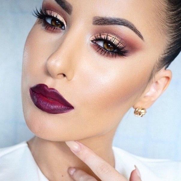 8 ошибок в макияже губ