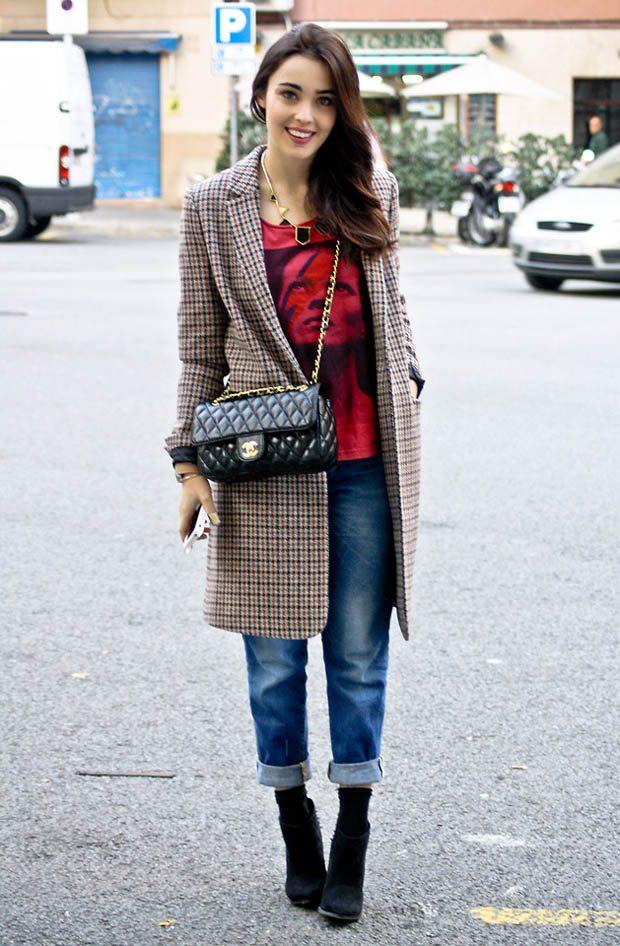 джинсы с чем носить зимой фото металла представляет собой