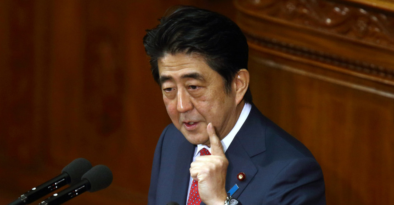 Япония требует от Путина забрать свои слова обратно