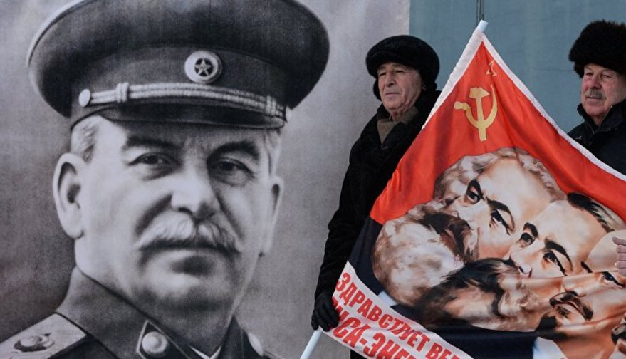 Почему вернулся Сталин