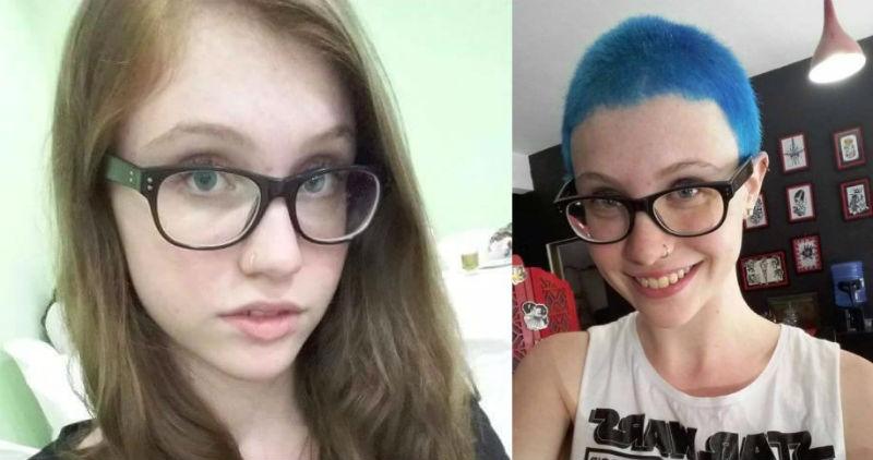 Фото до и после феминизма