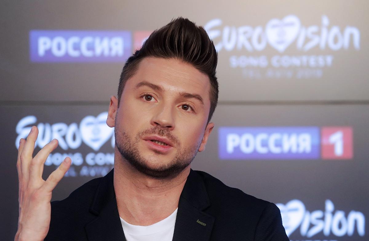 Лазарев представил отрывок своего номера для «Евровидения — 2019»