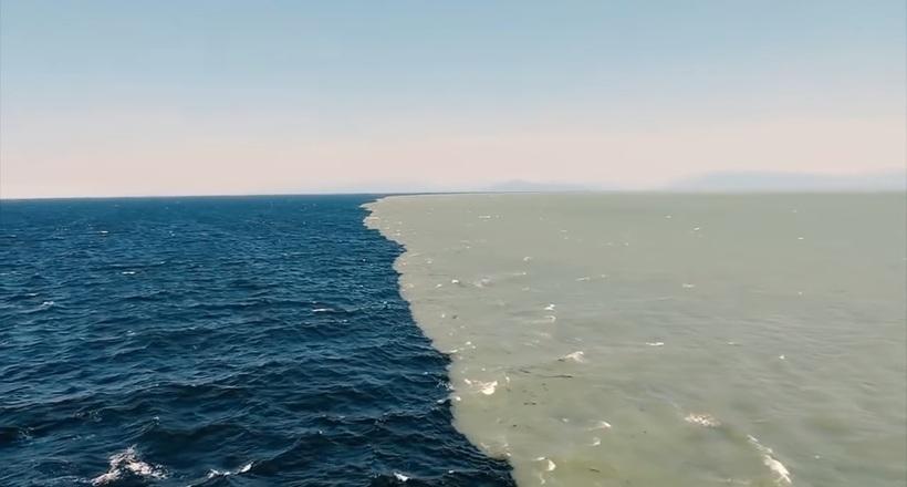 множество где встречаются два моря фото вылеченное