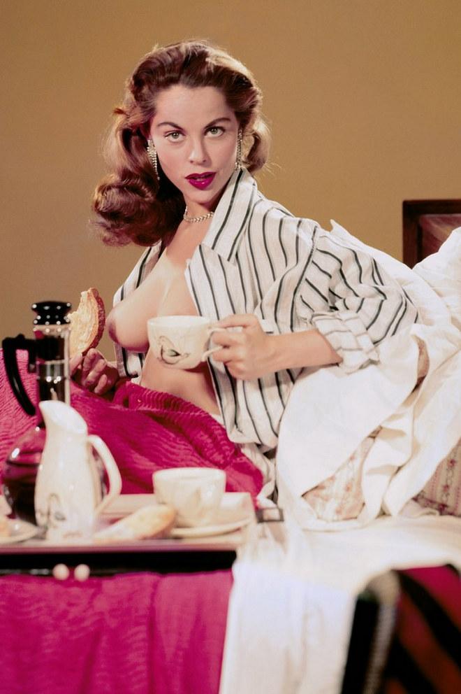 Diane Webber by Russ Mayer 1956