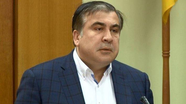 В Киеве обвинили Саакашвили в краже всей боевой мощи Украины для войны с Россией