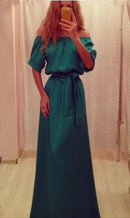 Платье «барышня-крестьянка» 3
