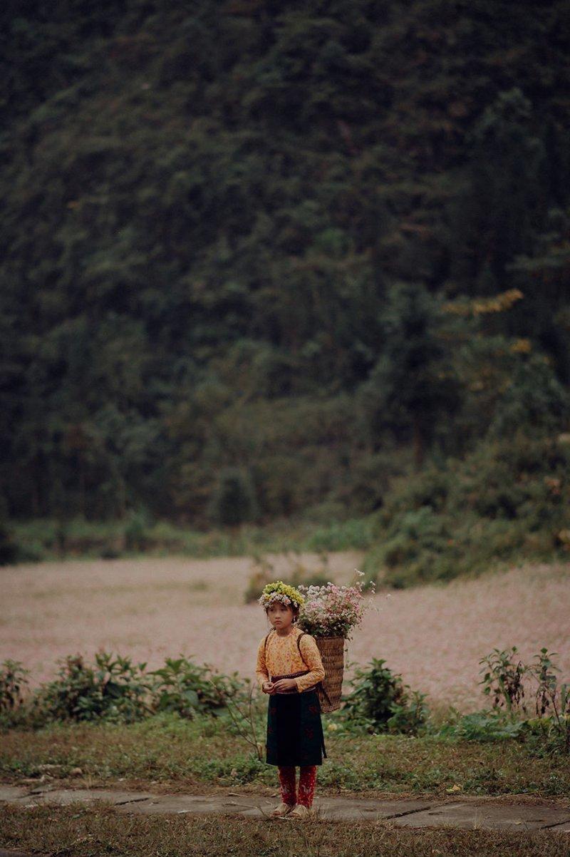Колоритный Вьетнам: фотограф показала жизнь во вьетнамских поселениях Вьетнам,путешествия