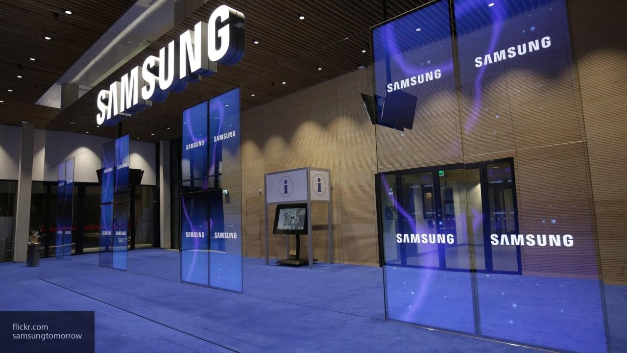 Раскрыта дата премьеры первого складного смартфона от Samsung