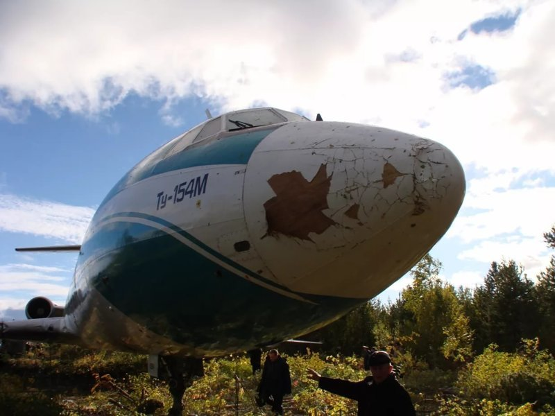 Чудо на Ижме Ижма, Сергей Сотников, авиакастрофа, интересное