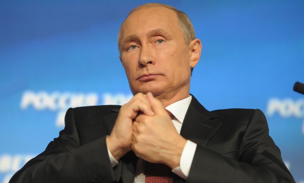 Путин подписал указ о контрударе по Западу