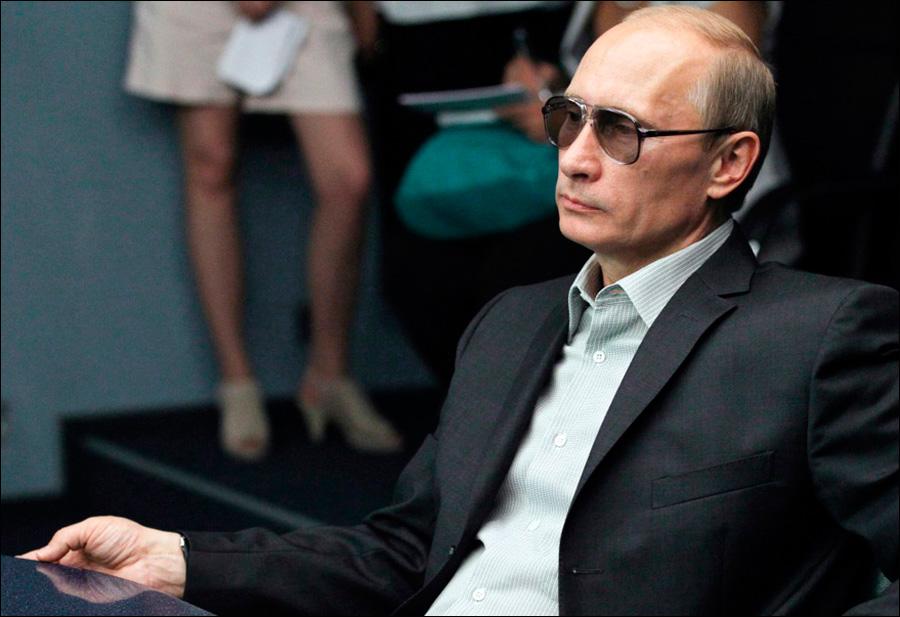 """За что я не люблю Путина"" ..."