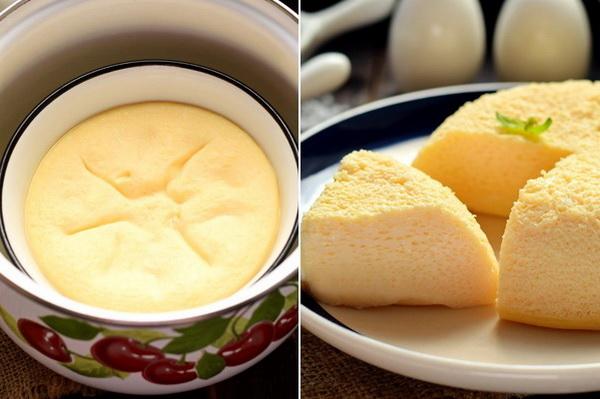 Узнала рецепт идеального омлета – готовится в кастрюле  блюда из яиц,завтрак,омлет