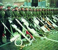 При Сталине все оказалось не так, как в Европе. Поэтому мы и живы до сих пор