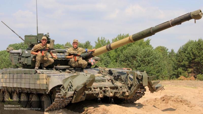 """Киев оправдывает """"российской агрессией"""" слабость украинской армии - ЛНР"""