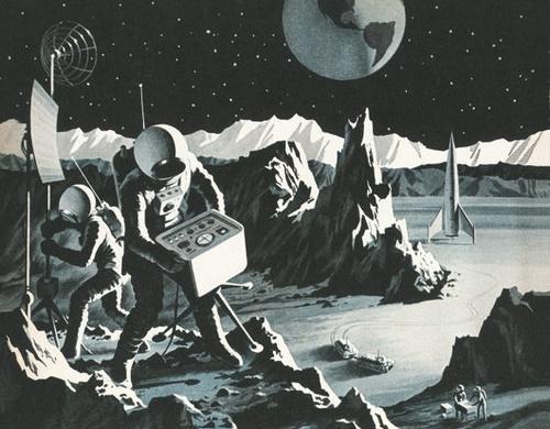 Главные загадки космоса