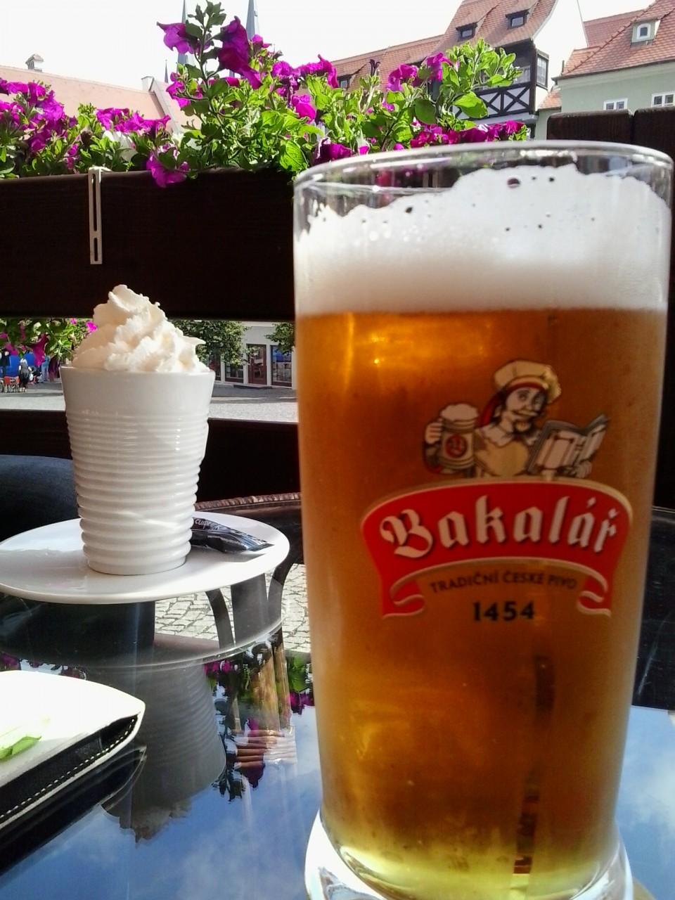 Bakalář (Бакаларж) - с 1454 года пиво с превосходным вкусом