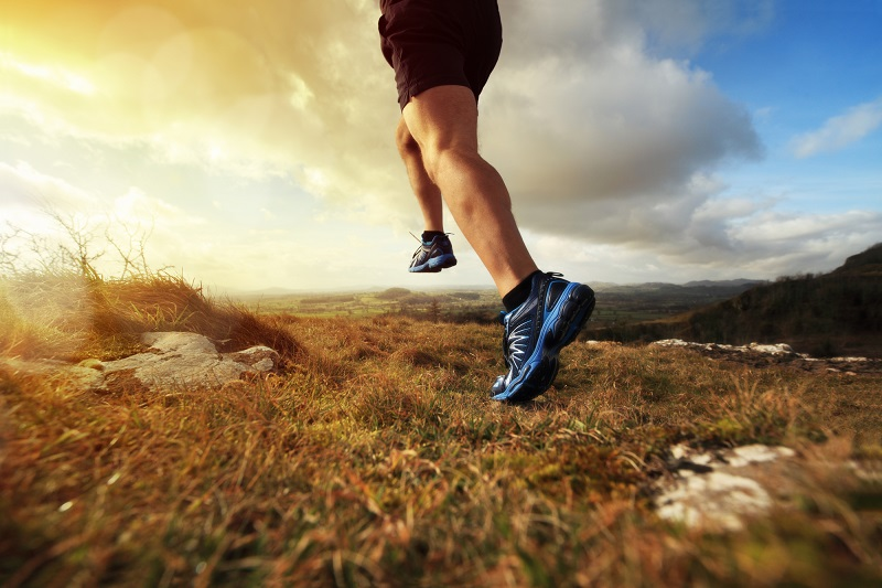 Два упражнения = 1 час бега!…