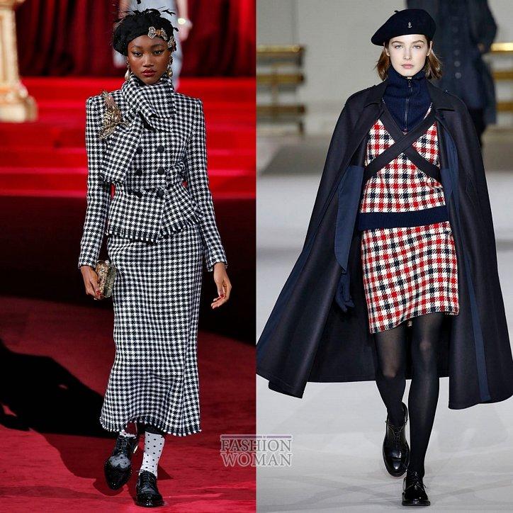 Модные принты осень-зима 2019-2020 фото №5