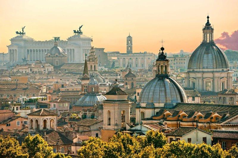5. Рим города, европа, красивые, самые