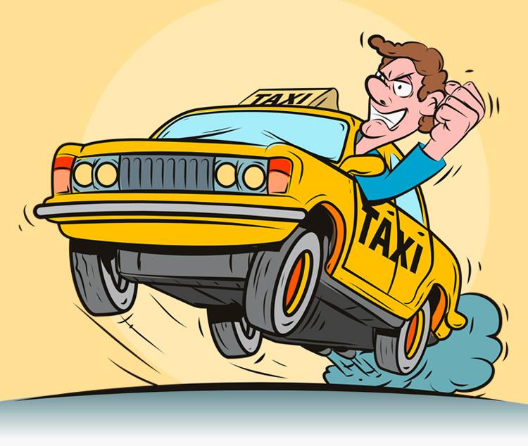 Месть таксисту