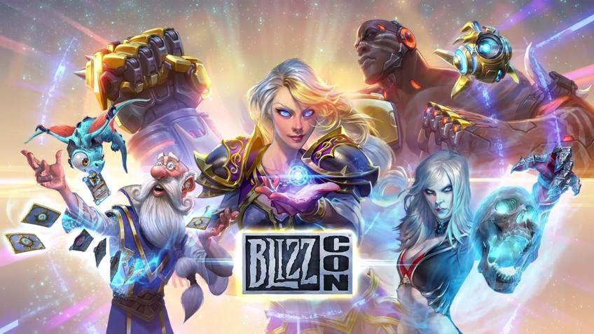 Blizzard начала продажу виртуальных билетов на Blizzcon 2017