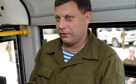 СМИ сообщили о гибели главы ДНР Захарченко в результате взрыва