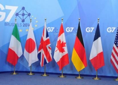 Reuters: На встрече G7 Германия хочет встать на колени перед США