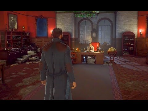 Vampyr - E3 2017 Gameplay Demo (Dark Action-RPG 2017)
