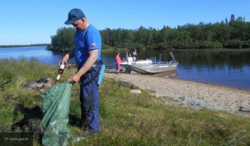 Реку Медвежью в Зеленоградске очистят впервые за 20 лет