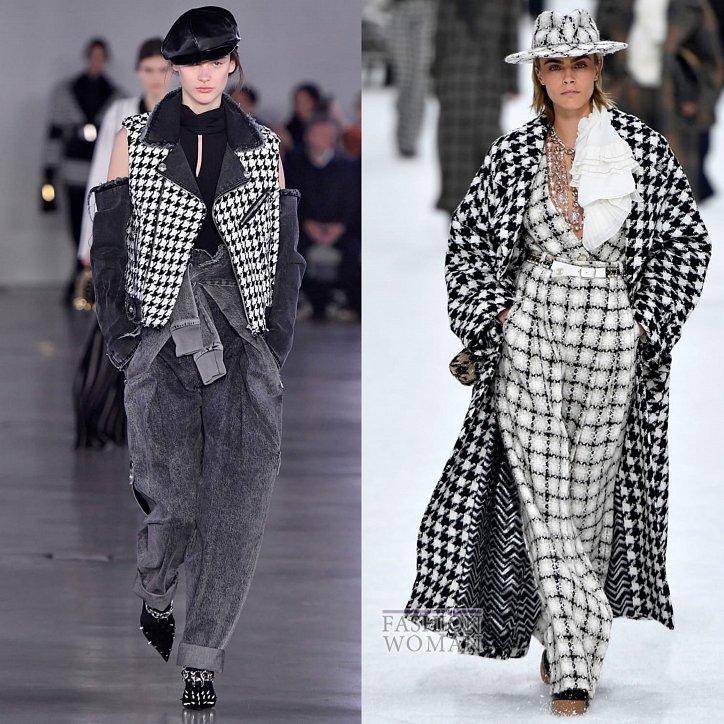 Модные принты осень-зима 2019-2020 фото №1