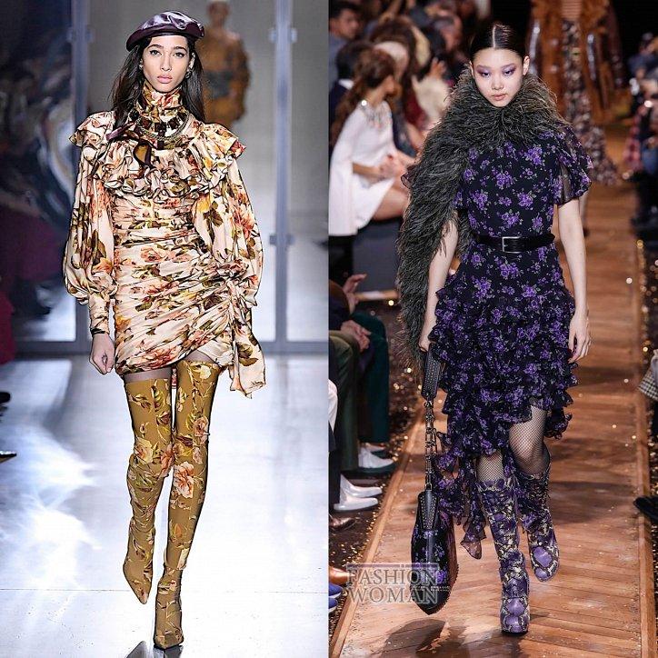 Модные принты осень-зима 2019-2020 фото №19