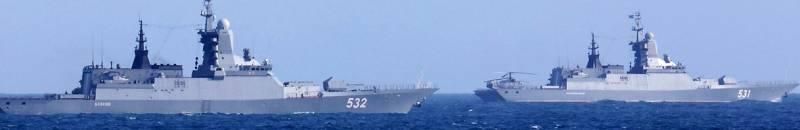 «Загадочный» атлантический поход корветов БФ поставит на уши противолодочные силы НАТО в Северной Атлантике