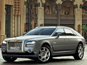 Компания Rolls-Royce создает собственный внедорожник
