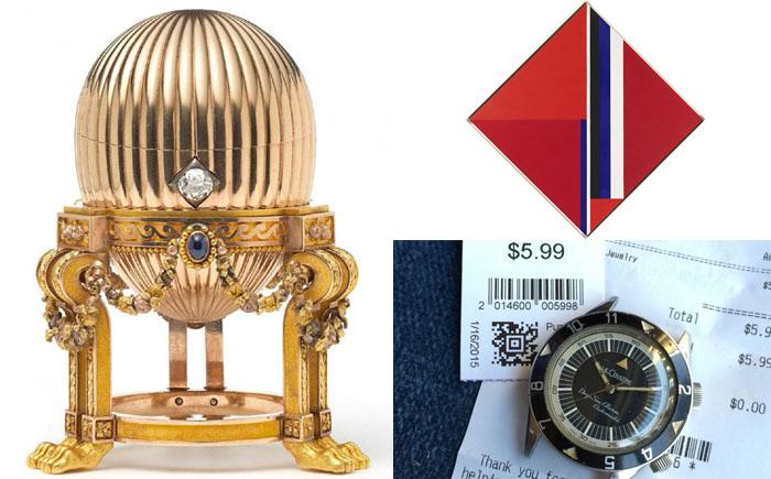 10 безумно ценных вещей, найденных в комиссионных магазинах