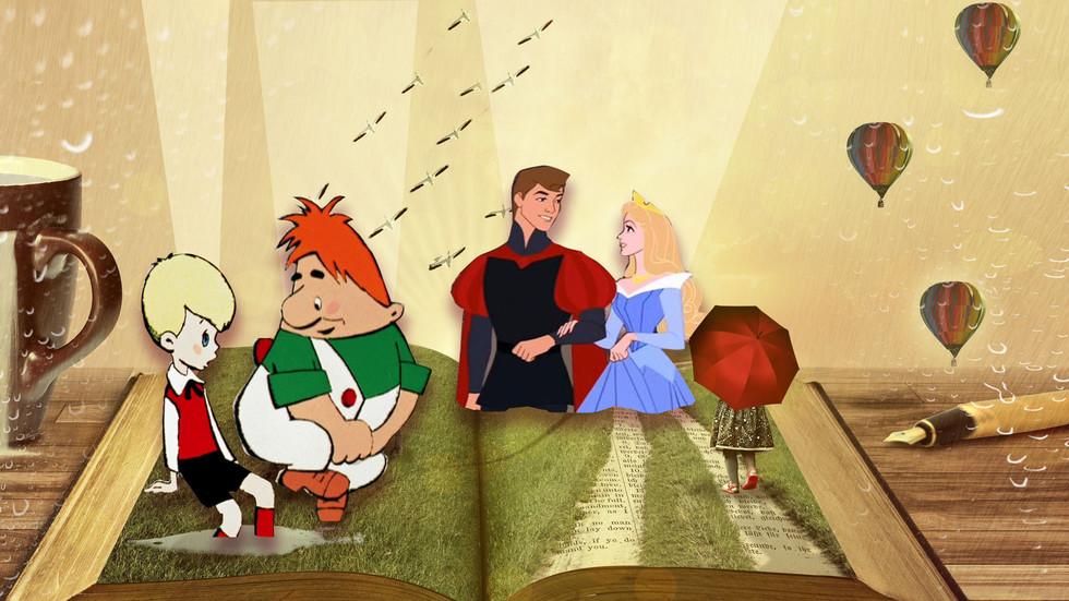 Карлсон — педофил, принц — насильник. Куда заведут нас новые трактовки сказок?