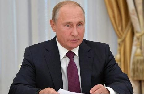 Названо время телеобращения Путина по изменениям в пенсионном законодательстве