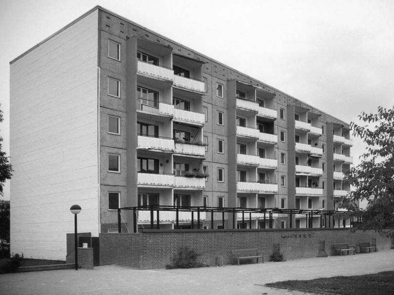 Что делают в Германии с советскими хрущевками?