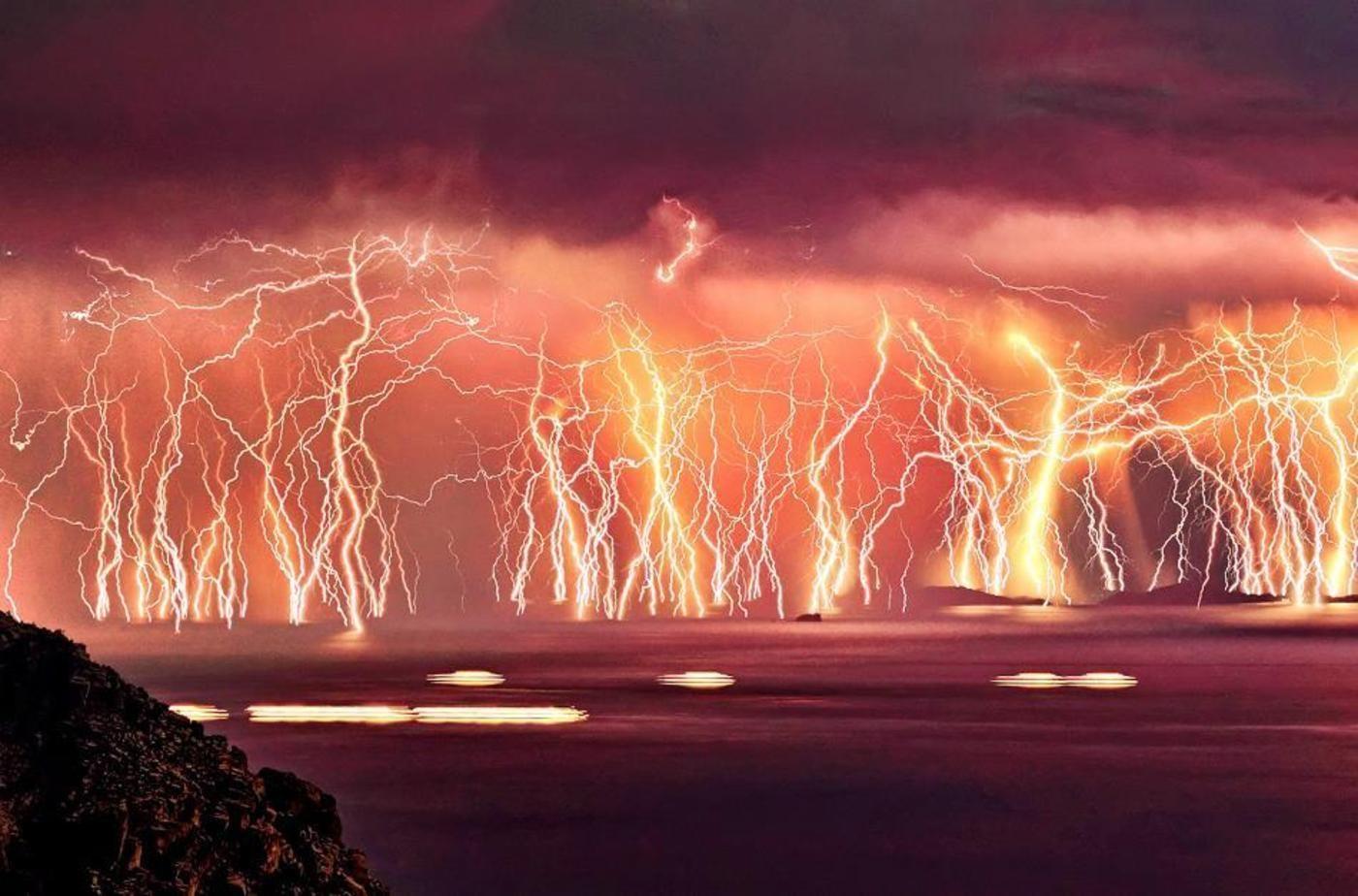 Молнии Кататумбо — очередное доказательство того, что ад находится на Земле