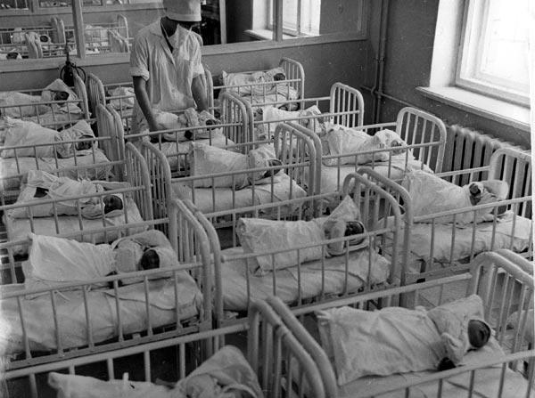 Россия побила рекорд рождаемости в 2014 году