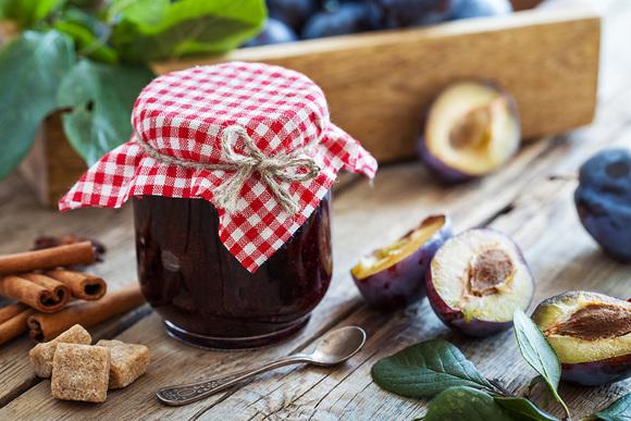 Сладкие заготовки: 5 рецептов варенья на зиму варенье,десерты,заготовки,рецепты