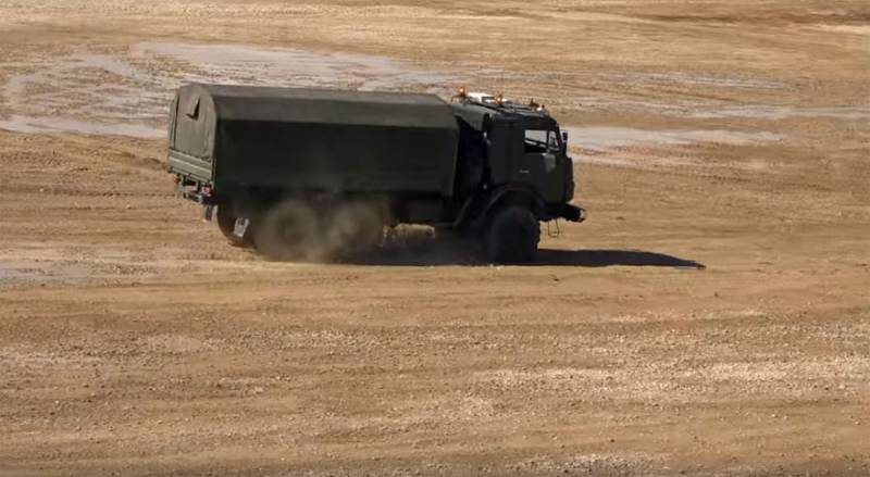 Военно-пассажирские перевозки: лучшие армейские грузовики