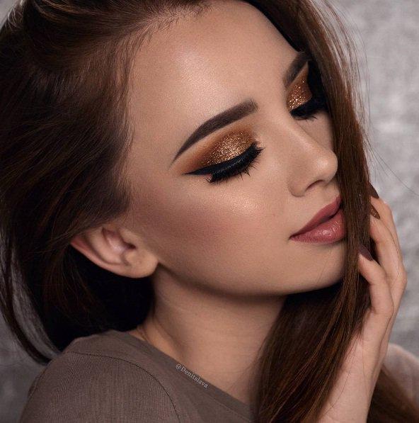10 вариантов макияжа для кар…