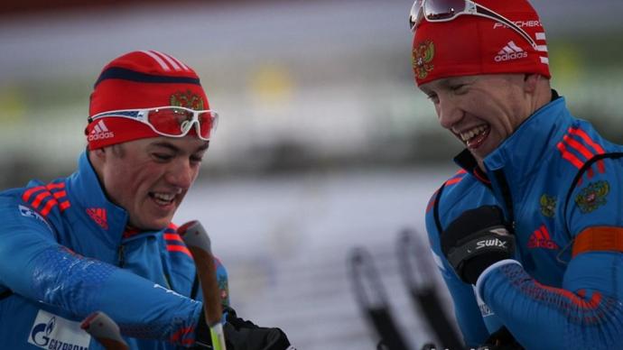 Определен окончательный состав сборной России на этап КМ в Оберхофе