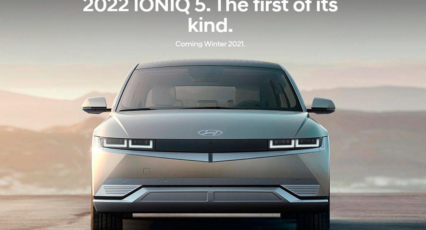 Запуск Hyundai Ioniq 5 перенесен на зиму 2021 года Автомобили