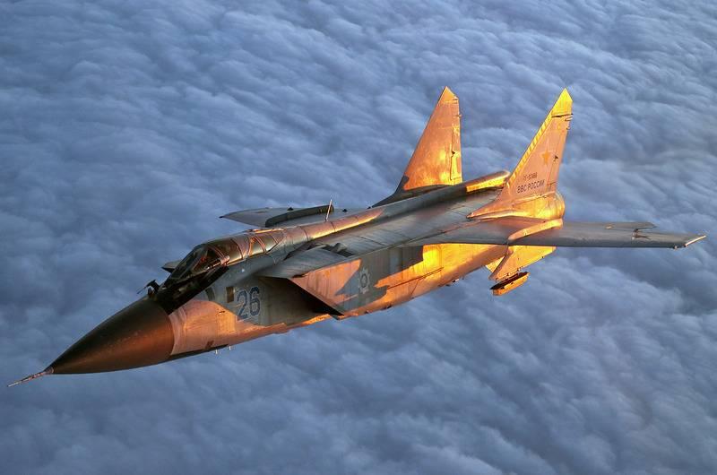 """РСК """"МиГ"""": Перспективный перехватчик на замену МиГ-31 уже разрабатывается"""
