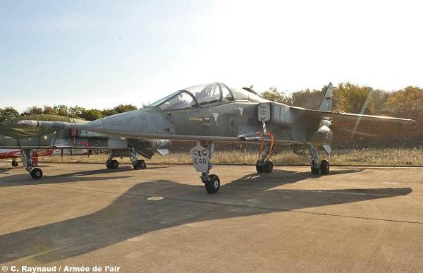 Франция безвозмездно передаст Индии 31 истребитель-бомбардировщик Jaguar с хранения