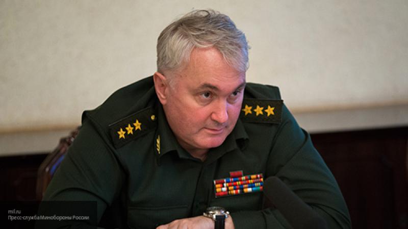 Заместителем министра обороны РФ назначен генерал-полковник Андрей Картаполов