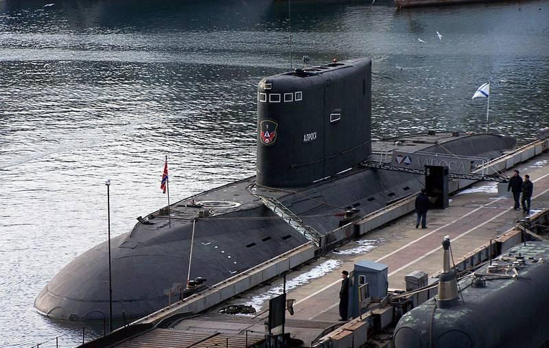 С Черноморского флота на Бал…