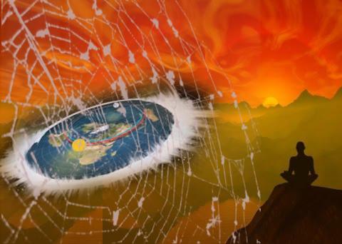 Кому нужна плоская Земля, или Как распутать паутину лжи?